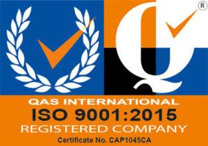 QAS ISO 9001:2015
